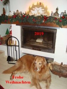 Wir wünschen allen frohe Weihnachten.